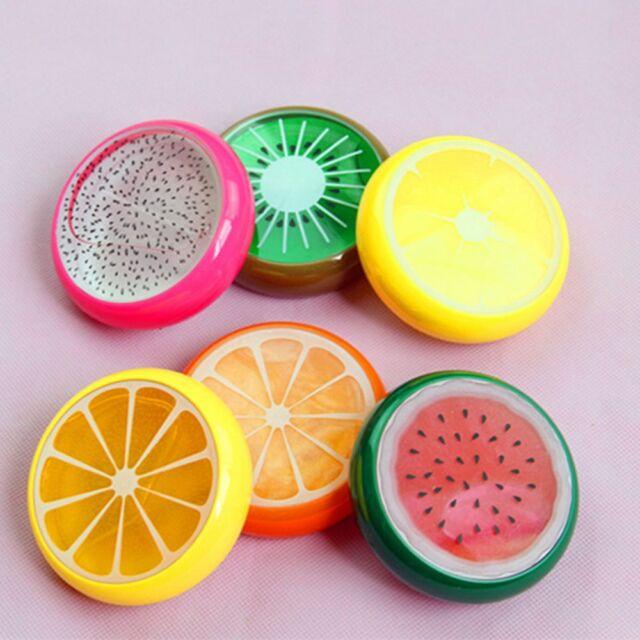 1Pc Intelligent Plasticine Slime Crystal Fruit Clay Hand Gum Rubber Mud Kid Toys