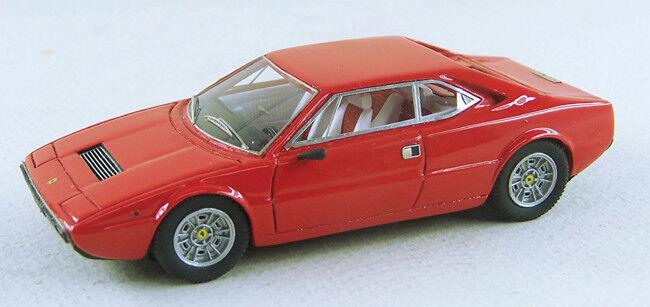 ABC 095R FERRARI DINO 208 GT4 BERTONE 1975 ROJO
