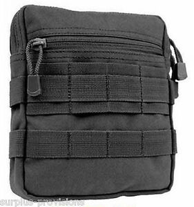 Image Is Loading Condor G P Tactical Tool Pouch Black Molle Pack