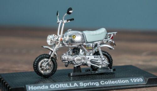 Honda  Motorräder  Diecast 1//24 Modelle 1999 HONDA GORILLA Spring Collection