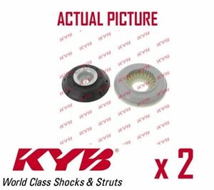 2-x-FRONT-AXLE-TOP-STRUT-MOUNTING-PAIR-SET-KYB-OE-QUALITY-REPLACEMENT-SM1820