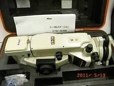 Nikon Total Station Light Wave Dtm 20b 87