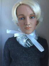 "Tonner Tyler Harry Potter 17"" 2007 Draco Malfoy At Hogwarts Fashion Doll NRFB LE"