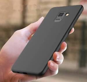 Coque-Protection-Housse-Etui-silicone-noir-pour-Samsung-Galaxy-j7-j730-2017