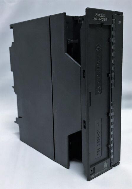 Siemens 6ES7 332-5HD01-0AB0 Simatic S7-300 6ES7332-5HD01-0AB0 ANALOG OUTPUT