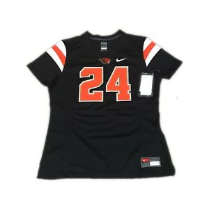 b03e03d2b NWT NEW Oregon State Beavers Nike  24 Women s Game Replica Football ...