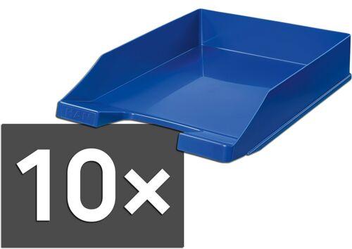 OVP HAN Briefablage KLASSIK 1027-X-14 in blau 10 Stück