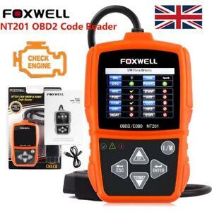 Details about Vauxhall Astra Car Fault Code Reader NT201 Engine OBD2  Scanner Diagnostic Tool