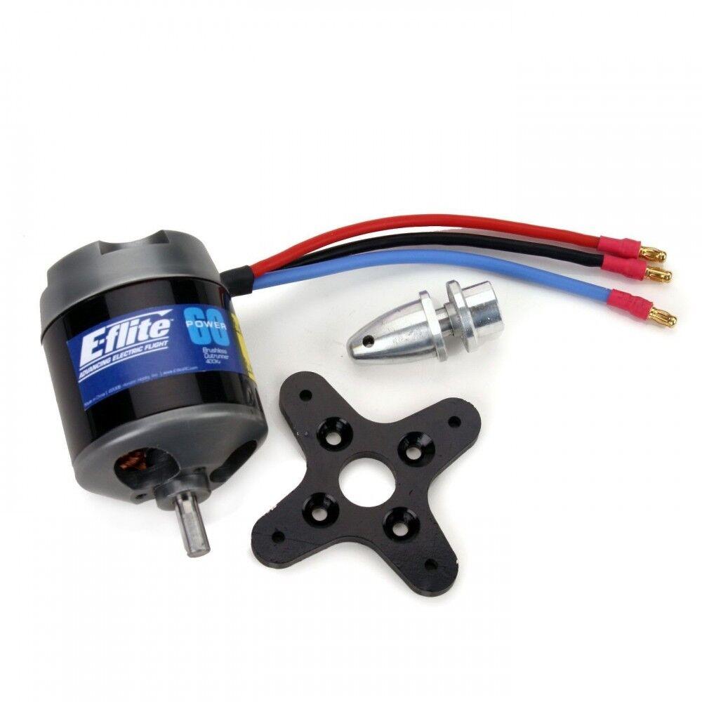 E-flite energia 60 Brushless Outcorrerener  Motor  400Kv EFLM4060A  economico e di alta qualità