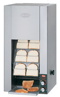 Hatco 17.5w Vertical Conveyor Toaster 720 Slices/ Hr 208v - Tk-72-208-ks