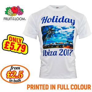 270cd082ebd5 Image is loading Personalised-T-shirt-Custom-Photo-Your-Image-Printed-