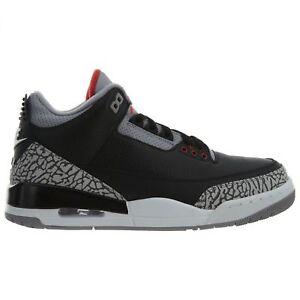 431f888f4f5 2018 Nike Air Jordan 3 Retro III Black Cement OG Size 10 in Hand for ...