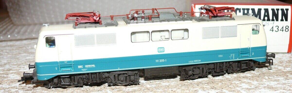 S65 Fleischmann 4348 E Lok BR 211 205 -1 DB