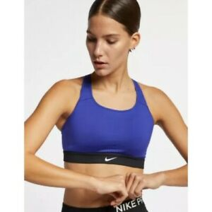 68307246 Details about Nike Impact Blue/Black High-Support Sports Bra (928925-428)  Sizes XS/S/M/L - NWT