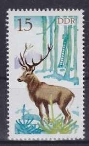 DDR Mi Nr. 2271 F 31 **, PF Plattenfehler, Jagdwesen 1977, postfrisch, MNH