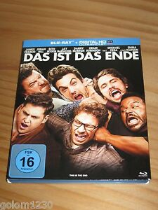 Blu Ray - Das ist das Ende-James Franco Seth Rogen Jonah Hill -Blueray Neuwertig - Beckeln, Deutschland - Blu Ray - Das ist das Ende-James Franco Seth Rogen Jonah Hill -Blueray Neuwertig - Beckeln, Deutschland