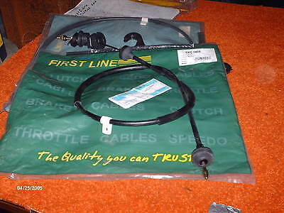 Clutch cable 1991~93  FKC1405 OE Quality Citroen Zx 1.6i 1.8i 1.9i 1.9D 2.0i