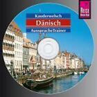 Dänisch. Kauderwelsch Aussprache Trainer. CD von Roland Hoffmann (2004)