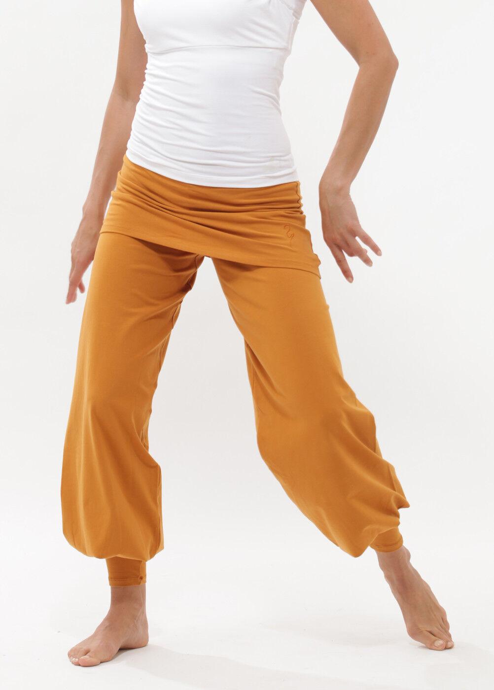 Yogahose  sohang  - Safran Safran Safran Orange von Breath Of Fire 38b7bc