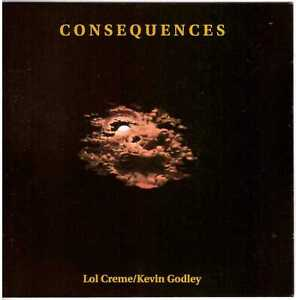 LOL-CREME-KEVIN-GODLEY-Consequences-2-CD-Set-Remastered-ex-10cc
