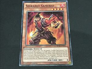 YUGIOH SHIRANUI SAMURAI  BOSHEN034  1st EDITION - <span itemprop=availableAtOrFrom>Ealing, United Kingdom</span> - YUGIOH SHIRANUI SAMURAI  BOSHEN034  1st EDITION - Ealing, United Kingdom