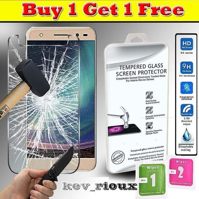 Tempered Glass Film Screen Protector Cover For ZTE Blade V7 Lite