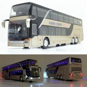 1-32-Alloy-Bus-Pull-Back-Model-Cute-Night-View-Collectible-Die-Cast-Double