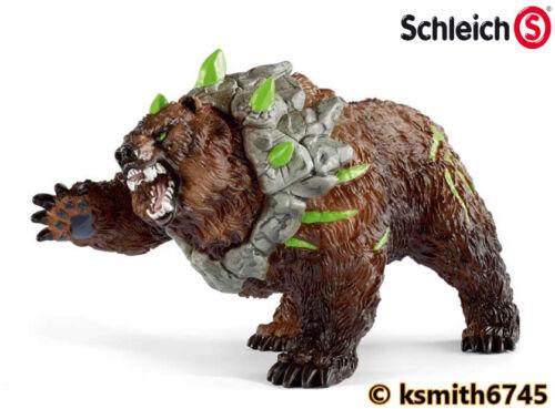 Schleich eldrador criaturas Cueva Oso De Plástico Juguete Animal de Fantasía aterrador Nuevo