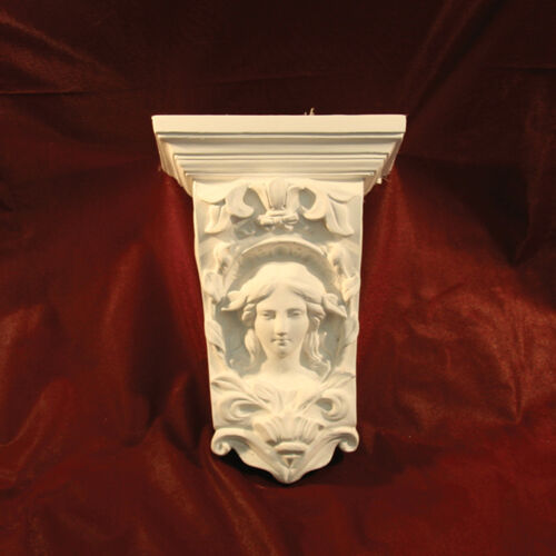 Handmade in Kent. Corbels in fine plaster 19th Century Design