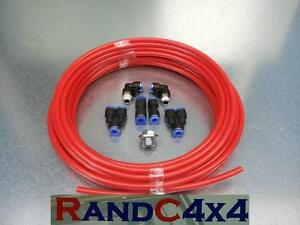 Land-Rover-Discovery-Wading-Kit-RED-V8-Engine-Gearbox-039-s-and-Axles