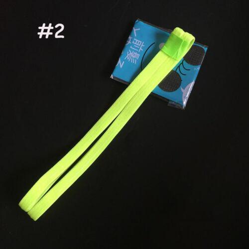 Fantastic 10 Colors Double Sports Elastic Headband Yoga Anti-Slip Hairband