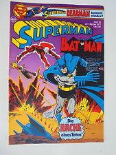 Superman Nr. 22 - 1977 - Ehapa Verlag - Z. 1-2