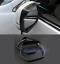 Carbon Fiber Rearview Mirror Rain Eyebrow Cover Trim For Honda CRV CR-V 2017-18