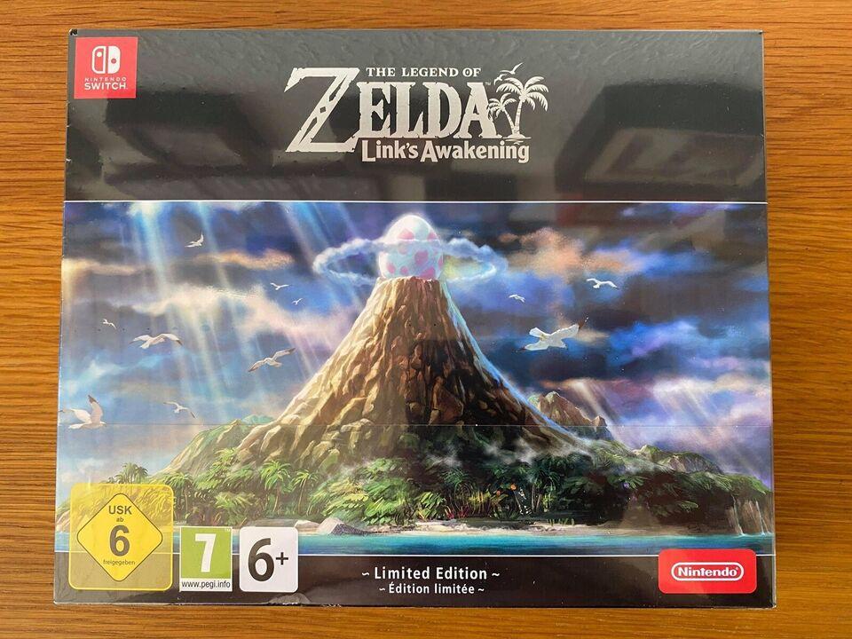 Nintendo Switch, The Legend of Zelda: Link's Awakening