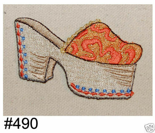 1PC~CRUISE LINE~ IRON ON ENBROIDERY APPLIQUE PATCH