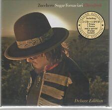 ZUCCHERO SUGAR FORNACIARI CHOCABECK DELUXE EDITION 2 CD + DVD +... SIGILLATO!!!