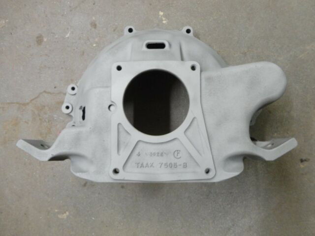 Ford Truck 1957-1960 223 I6 6 Cylinder Transmission Bell Housing 4 Speed 3  Speed