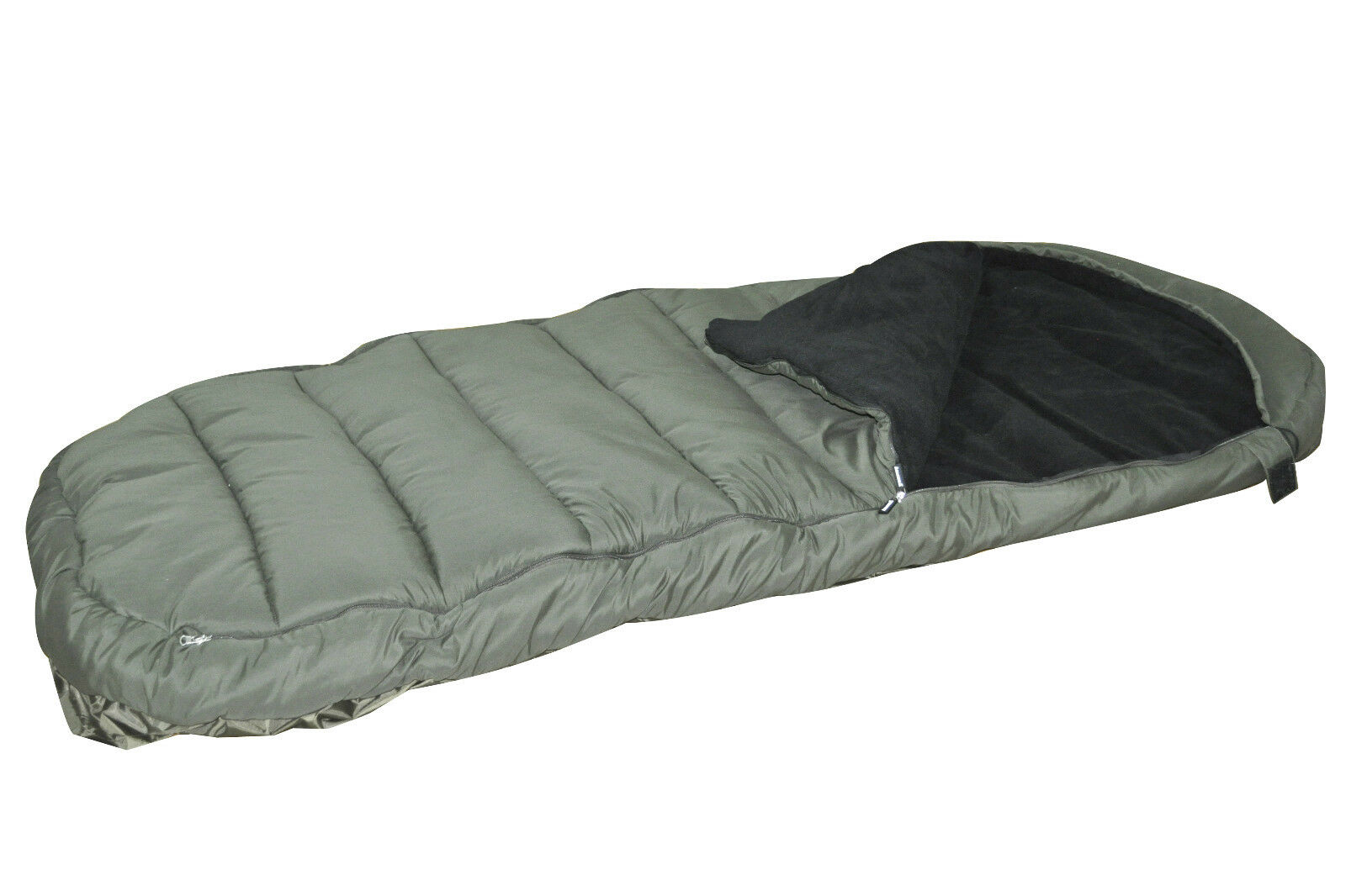 ABODE® 5S Peach Skin Hollow Fill 3D Duvet Box-Bag™ Carp Fishing Sleeping Bag