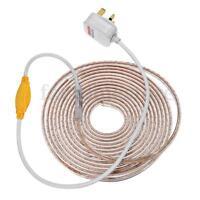 LED Strip Commercial Lights Rope 3014 SMD 220-240V IP67 Waterproof + UK/EU Plug