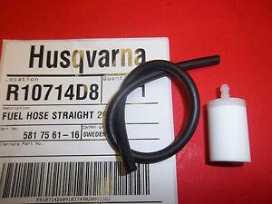 Husqvarna 591375401 Fuel Filter 455 460 55 Rancher 575XP 550XP 372XP Chainsaws