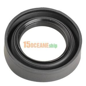 49mm-Standard-Universal-Gummi-Metall-Gegenlichtblende-fuer-Canon-Nikon-Sony-Kamera-Objektiv