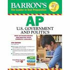 AP U.S. Government and Politics by Curt Lader M a (Paperback, 2016)