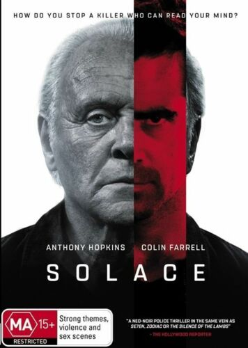 1 of 1 - Solace (DVD, 2017) NEW