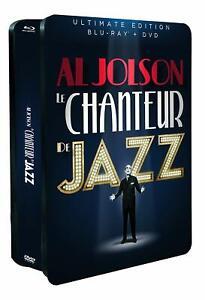 LE-CHANTEUR-DE-JAZZ-STEELBOOK-ULTIMATE-BLU-RAY-DVD-NEUF-SOUS-CELLOPHANE