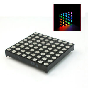 Matrix-8x8-RGB-LED-Full-Color-Dot-Square-Display-60x60mm-Common-Anode-Arduino