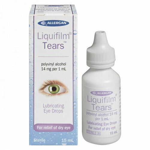 Liquifilm Tears 15mL Eye Drops