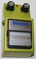 Maxon Overdrive-soft Distortion Osd9 Pedal, Maxon Authorized Dealer