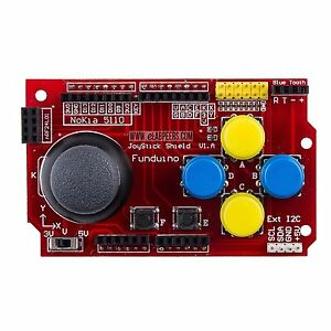 Details about Joystick Shield Module Robotics Control Arduino ( NEW, SHIP  FROM USA)