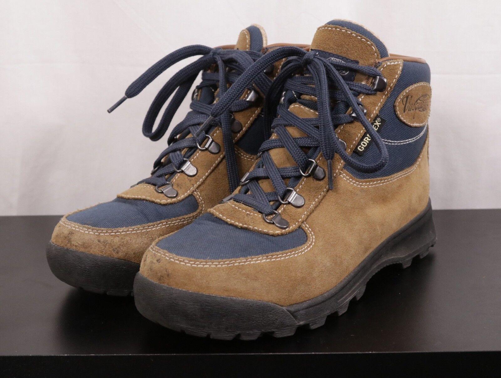 Vasque Skywalk GTX Goretex botas  Para Excursionismo Clásico De Suela Zapata-Bronceado Azul-Para Hombre 8 M  nuevo estilo
