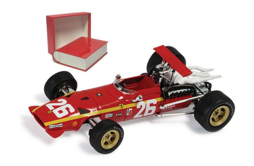 IXO SF13 68 Ferrari 312 F1 Ganador GP 1968-Jacky pela francés escala 1 43